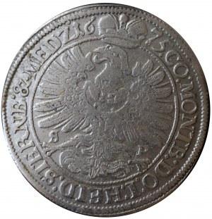 15 krajcarów 1675, Oleśnica
