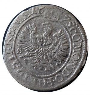 Sylwiusz Fryderyk, 3 krajcary Oleśnica 1675 SP