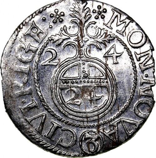 Ryga, Krystyna, półtorak 1624