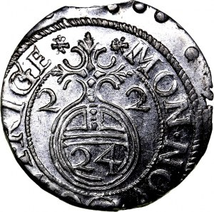Ryga, Krystyna, półtorak 1622