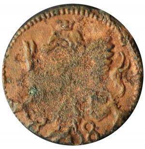 Szerf 1588, Pomorze, Księstwo szczecińskie - Jan Fryderyk 1569-1600