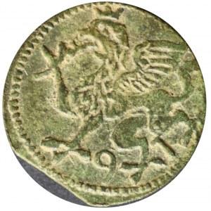 Szerf 1591, Pomorze, Księstwo szczecińskie - Jan Fryderyk 1569-1600