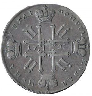 rubel 1728