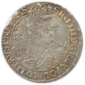 Ort Bydgoszcz 1621, SIGI:III, bez ozdobników, R5