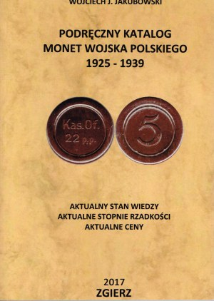 Podręczny katalog monet Wojska Polskiego 1925-1939