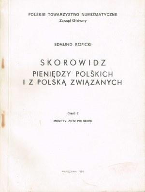 Skorowidz pieniędzy polskich i z Polska związanych Część 2