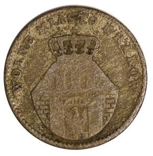 5 groszy 1835, Wolne Miasto Kraków