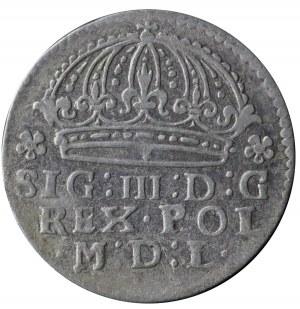 Grosz, Kraków 1609