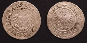 zestaw półgroszy, Aleksander Jagiellonczyk (1501 - 1506)