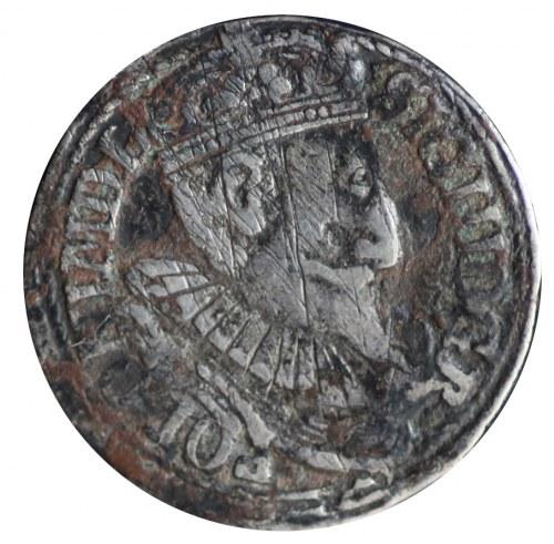Trojak 1597- GROS XR (?) G