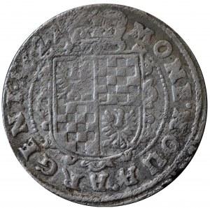 Śląsk - księstwo legnicko-brzesko-wołowskie - Jerzy Rudolf Legnicki 1602-1653, 24 krajcary, 1621