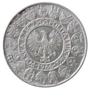 100 złotych 1966 Mieszko i Dąbrówka Próba
