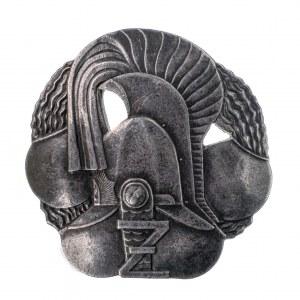 Odznaka Żandarmeria Polowa wzór 2