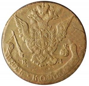 5 kopiejek 1773 EM