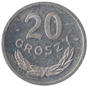20 groszy 1972, PROOFLIKE