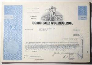 FOOD FAIR STOREC, INC - zestaw 10 sztuk