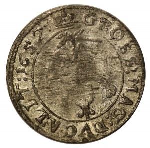 grosz 1652, Wilno