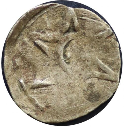 denar XIV-XV w, Pomorze Zachodnie, Stargard