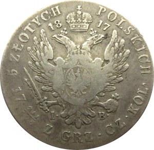 Mikołaj I, 5 złotych 1817 I.B., Warszawa