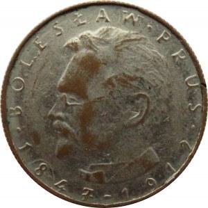 Polska, PRL, 10 złotych 1975, Prus, falsyfikat z epoki