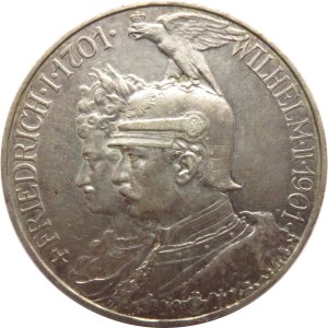 Niemcy, Prusy, Wilhelm II, 5 marek 1901 A, Berlin