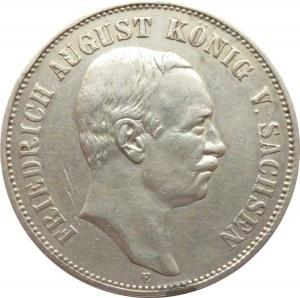 Niemcy, Saksonia, 5 marek 1907 E, Muldenhütten