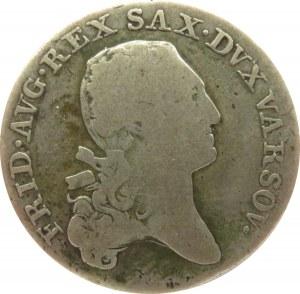 Księstwo Warszawskie, 1/3 talara (dwuzłotówka) 1814 I.B., Warszawa