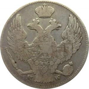 Mikołaj I, 30 kopiejek/2 złote 1838 MW, Warszawa