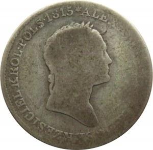 Mikołaj I, 1 złoty 1827 IB, Warszawa