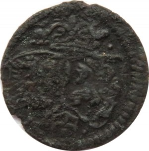 Zygmunt III Waza, trzeciak 1618, Kraków, rzadki R4!!