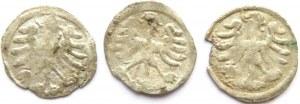 Aleksander I Jagiellończyk, lot denarów litewskich, Wilno