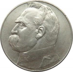 Polska, II RP, Józef Piłsudski, 10 złotych 1934, Warszawa