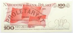 Polska, PRL, 100 złotych 1976, seria DM