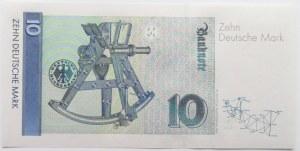 Niemcy, 10 marek 1993, seria YA, UNC