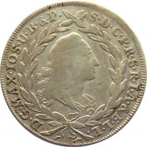 Niemcy, Bawaria, Maksymilian Józef, 20 krajcarów 1771, Monachium