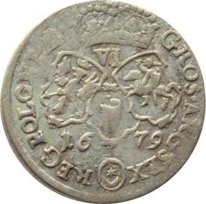 Jan III Sobieski, szóstak 1679 TLB, Bydgoszcz