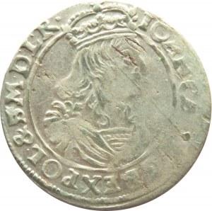 Jan II Kazimierz, szóstak 1663 AT, Bydgoszcz (R)