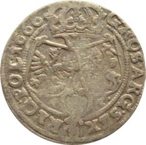 Jan II Kazimierz, szóstak 1666 AT, Bydgoszcz, rzadki
