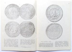 Biuletyn Numizmatyczny, O polskich monetach Oblężniczych, Warszawa 1985