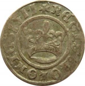 Zygmunt I Stary, półgrosz 1511, Kraków
