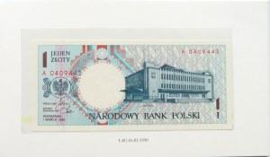 Polska, Zestaw banknotów