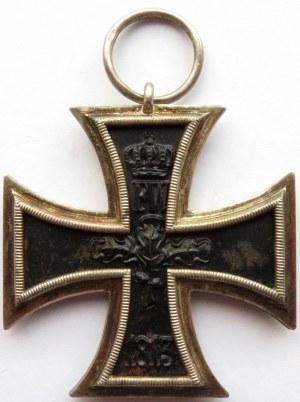 Niemcy, Krzyż żelazny 1914, I wojna światowa, sygnowany Z, Zeich Berlin