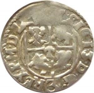 Zygmunt III Waza, półtorak 1616, herbu SAS, Kraków, ładny