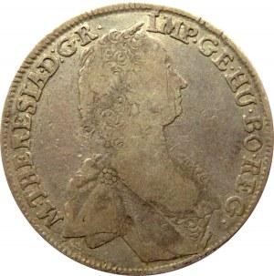 Austria, Maria Teresa, talar 1764, Hall