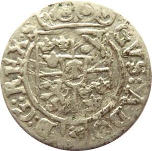 Okupacja Szwedzka, Gustaw II Adolf, półtorak 1629, Elbląg
