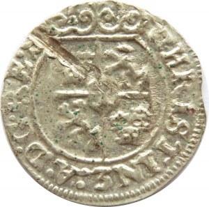 Okupacja szwedzka, Krystyna, półtorak 1647, Liwonia