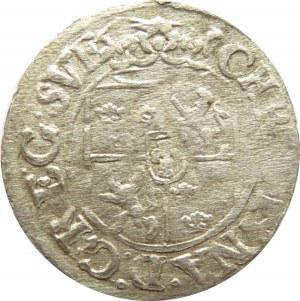 Okupacja Szwedzka, Krystyna, półtorak 1648, Ryga