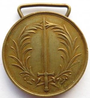 Niemcy, Badenia, ks. Leopold, Rewolucja Badeńska, medal za odwagę 1849