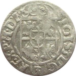 Zygmunt III Waza, półtorak 1621, naśladownictwo, rzadkie