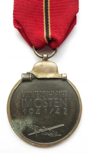 Niemcy, III Rzesza, Medal za Kampanię Zimową na Wschodzie 1941/1942, wstążka